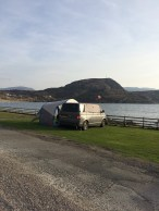 Ardmair camp