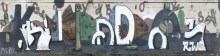 2 Wand Graffitti