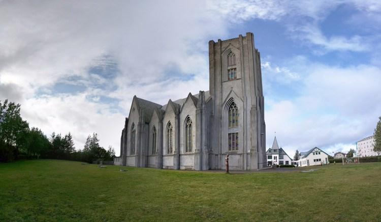 Landakotskirkja Kirche Reykjavik