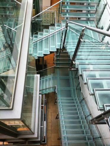 Art Gallery Treppe