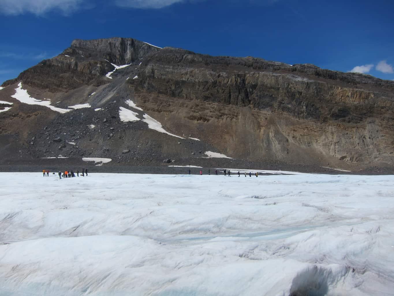 7c464043bf07 My Alberta Summer Getaway - Exploring The Columbia Icefield