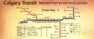 捷运路线图