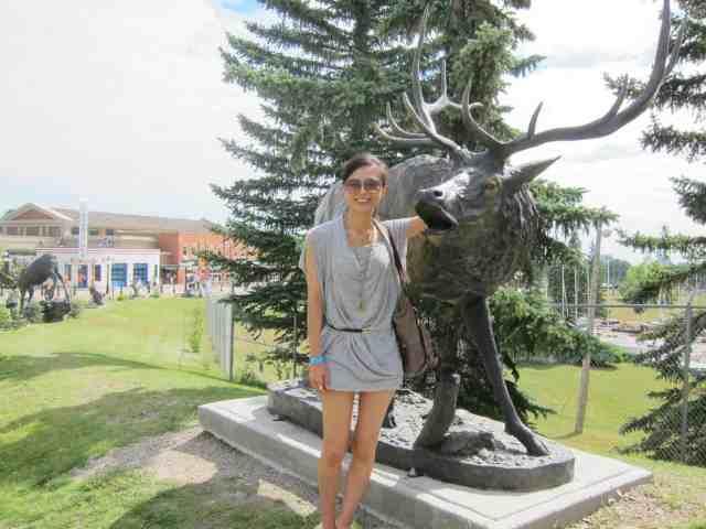 animal statue