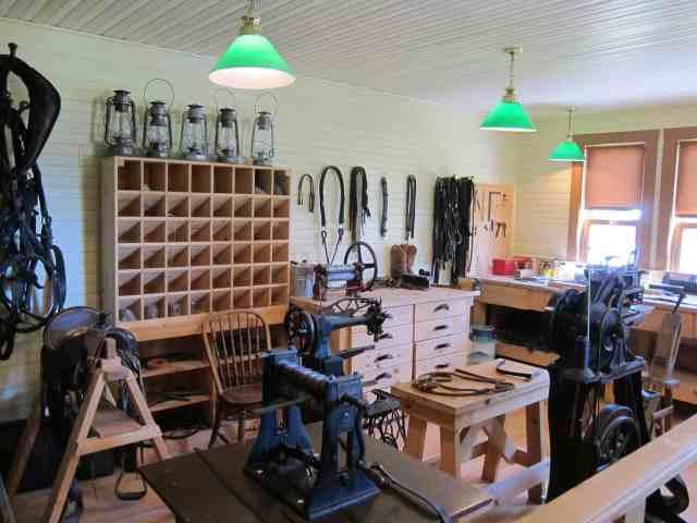 harness shop