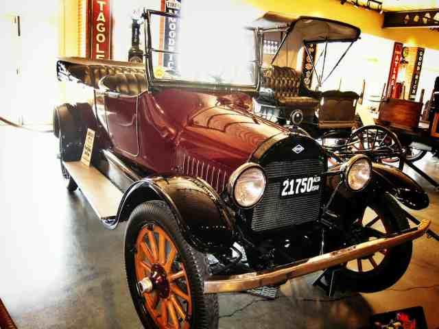 vintage car heritage park calgary