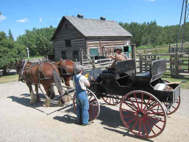 wagon heritage park