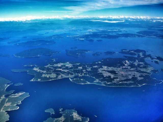 North America west coast islands 2