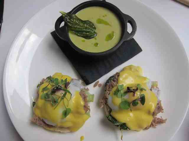 eggs benedit lava dining calgary