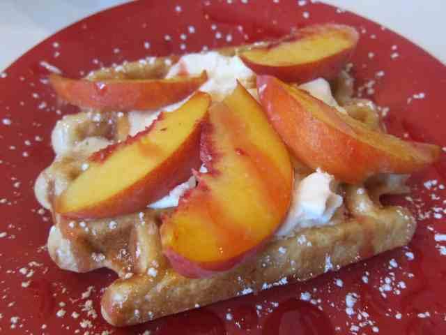seasonal waffle