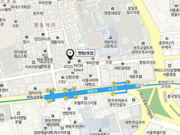map yoogane
