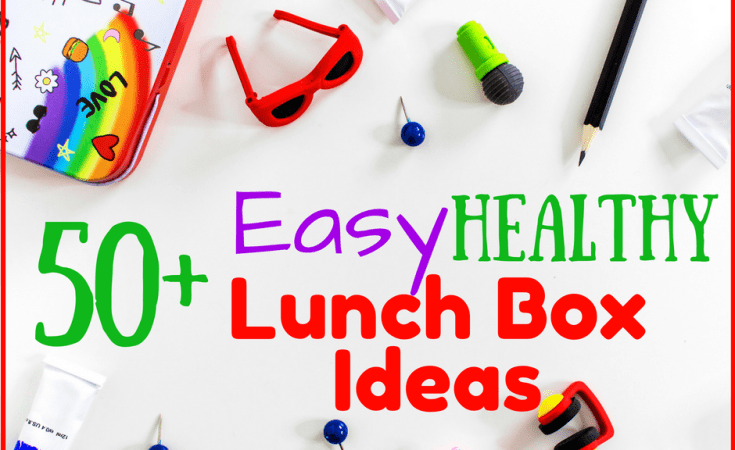 THM Lunch Box Ideas