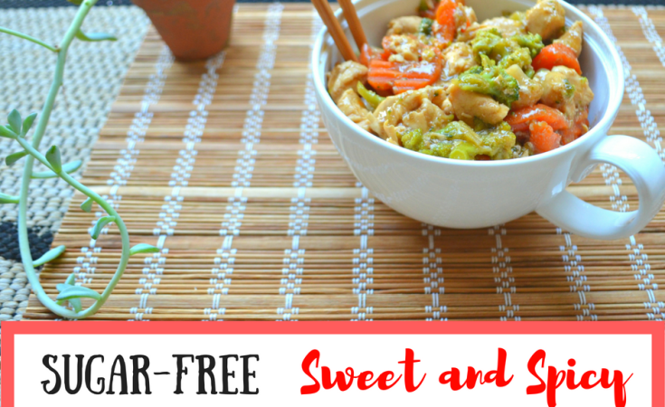 Sugar Free Stir Fry Recipe