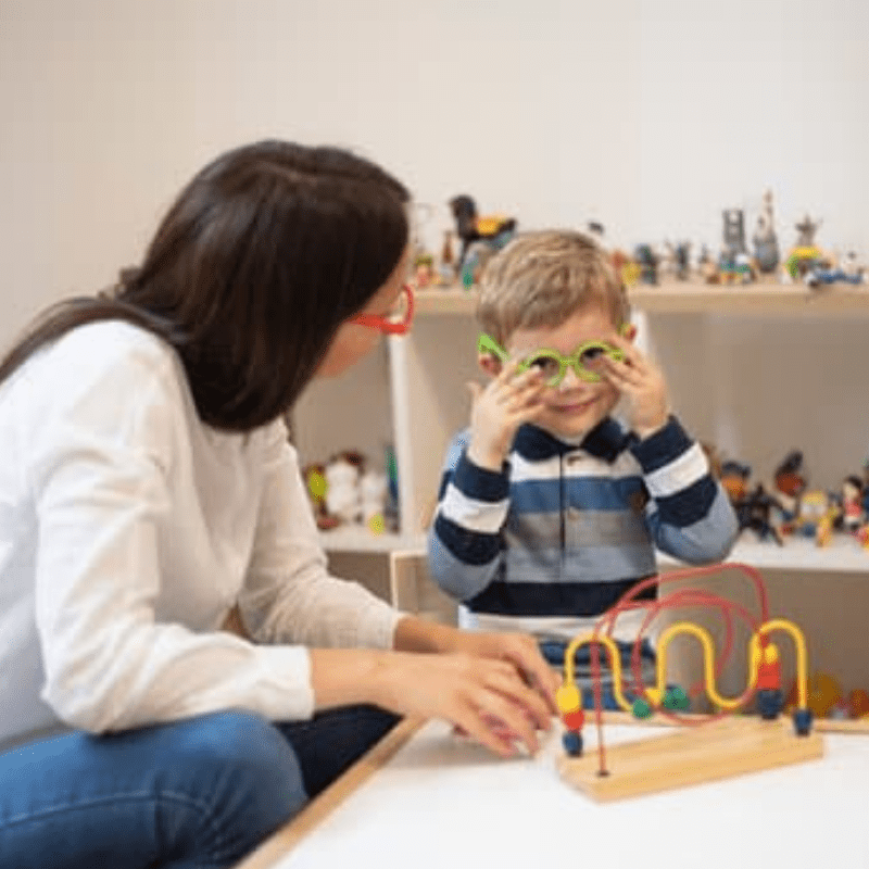 In Home ABA Therapy at Early Autism Services