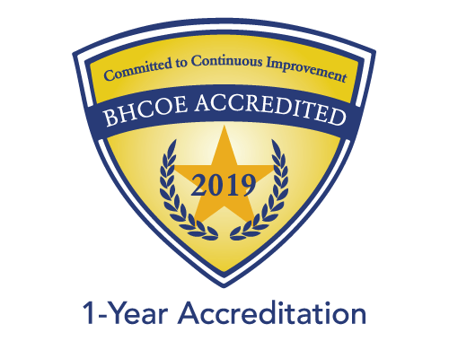 BHCOE 2019-2020 Accreditation