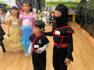 Halloween Party 2018 A Course (34)