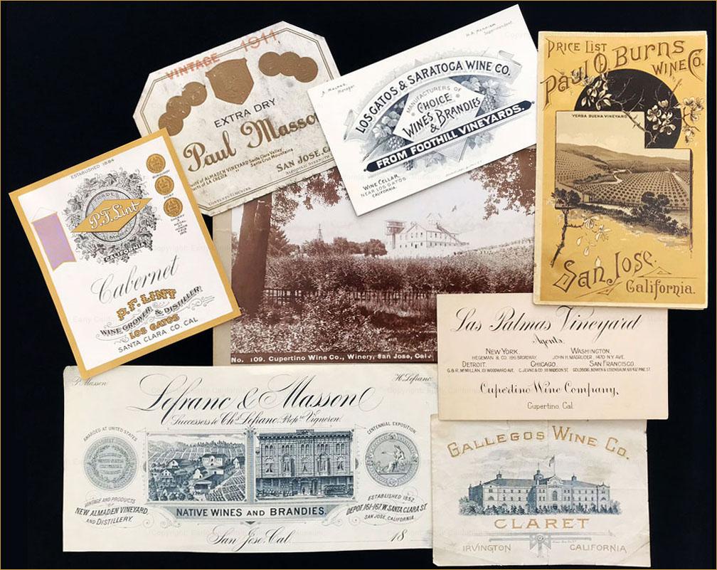 Pre-Prohibition ephemera