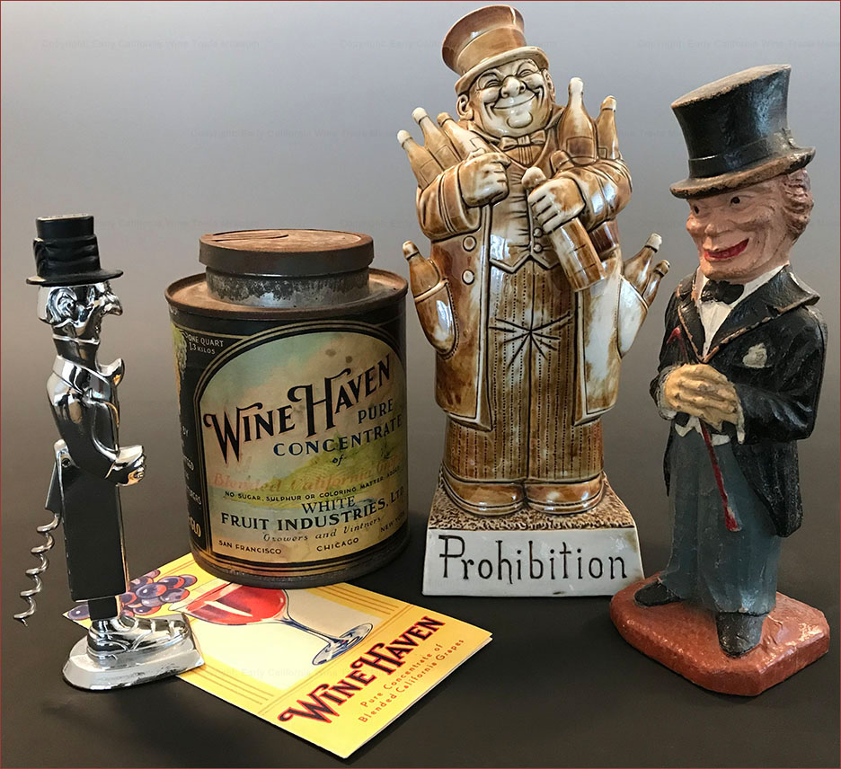 Prohibition caricatures