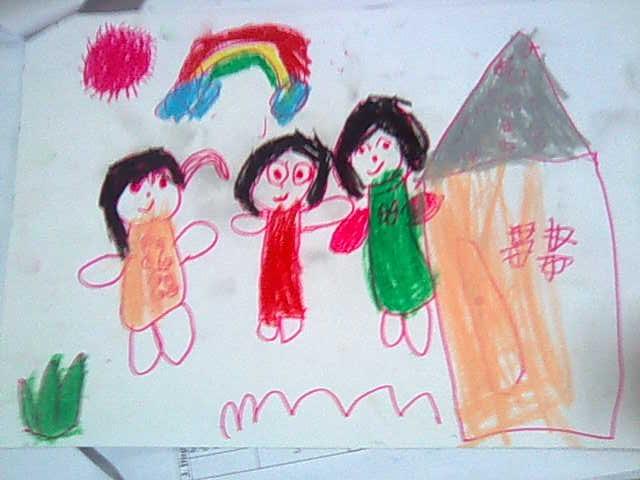 Menggambar bebas, Membebaskan anak mengungkapkan siapa dirinya ...