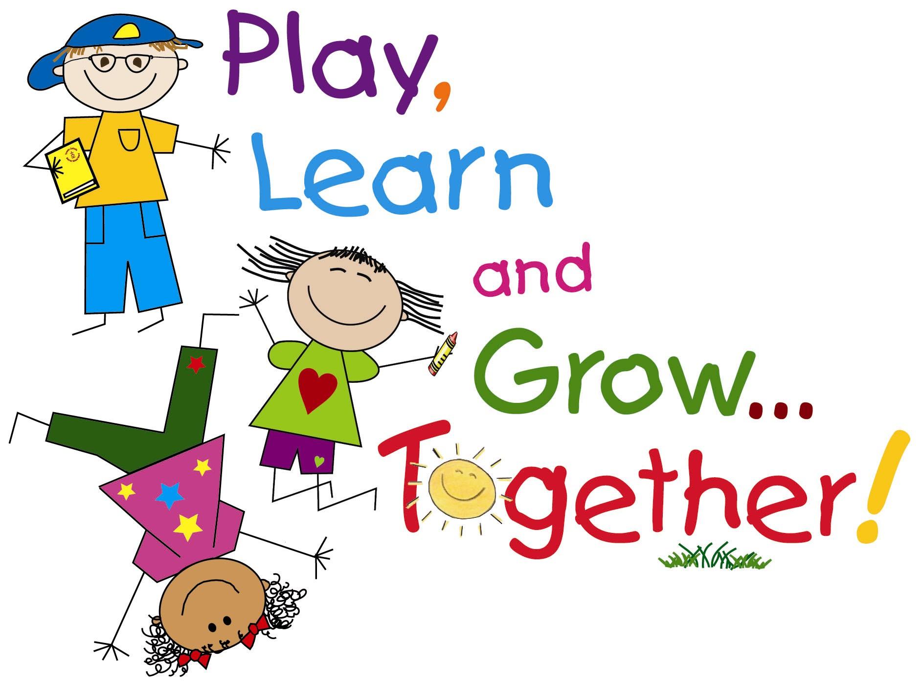 Lets Play In Preschool
