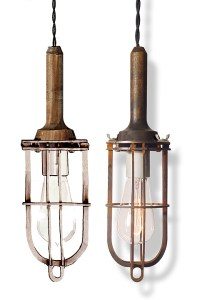 Eren Berg Studios From Design Sketch to Finished Lamp.