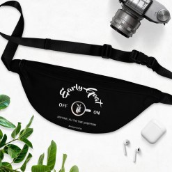 """Turn it On"" – Branded Fanny Pack"