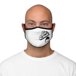 Ew David – Fitted Polyester Face Mask