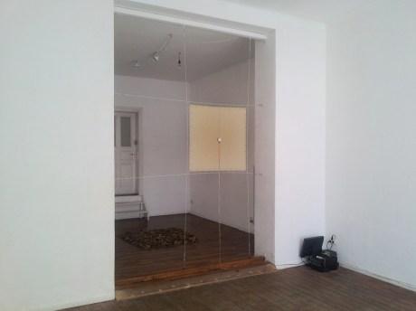 Installationsansicht Innenraum