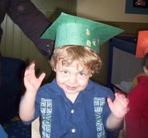 Wesley Graduation