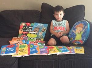Summer book challenge