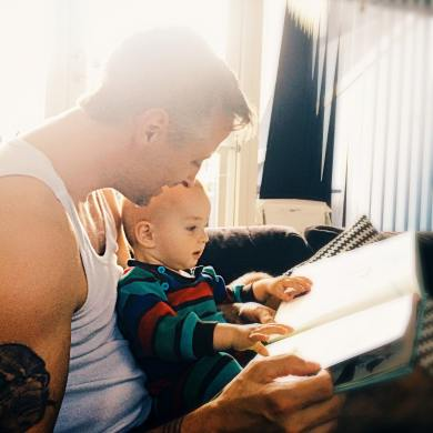 A UK study on the benefits of parent-child reading offers seven recommendations for multiple audience groups.