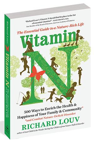 "Book cover of ""Vitamin N"""