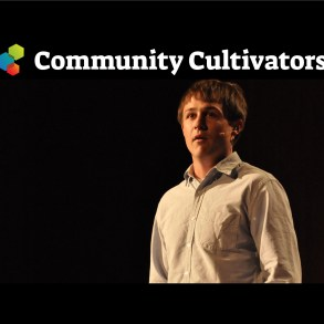Logan Smalley at TED