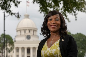 Dr. Barbara Cooper, Secretary of Alabama's Department of Early Childhood Education