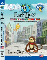 Early Lingo In the City English Edition Part 6