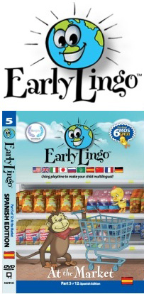 Early Lingo Spanish DVD Review