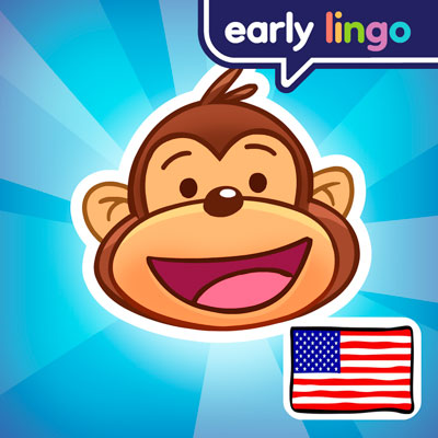 early lingo English iPad App
