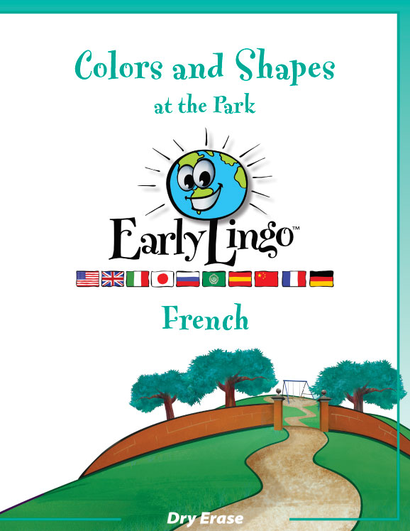 french workbook colors & shapes