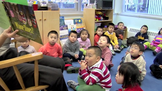 EMTR081-1 3-5 year old childrens education programs