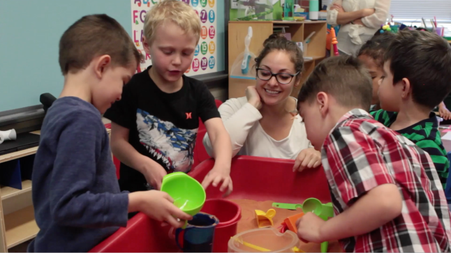 Comparing Capacity at the Sand Table measurement games measurement definition