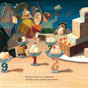 Advanced Counting, Books for Primary Kids to Go Beyond Counting Max Math by Kate Banks