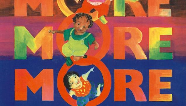 more more more, more and less, best books for toddlers