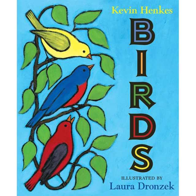 data collection activities, Birds by Kevin Henkes