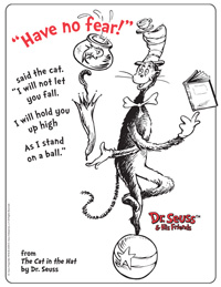 the cat in the hat coloring pages # 70