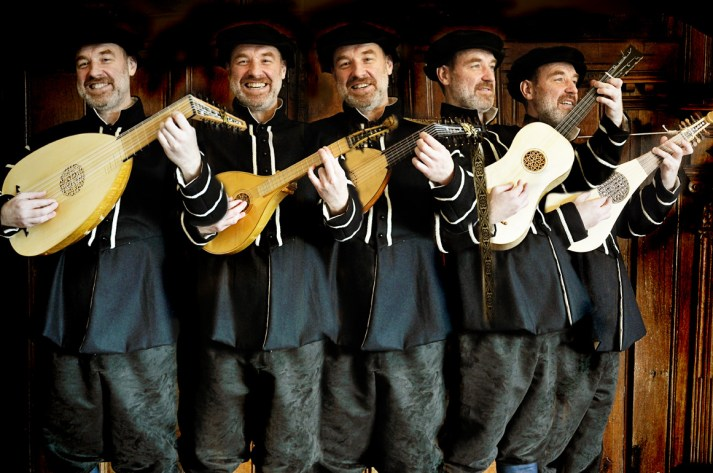 Ian Pittaway - medieval, renaissance and Tudor music for your wedding