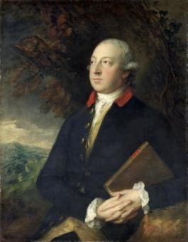 Thomas Pennant in 1776, painted by Thomas Gainsborough.