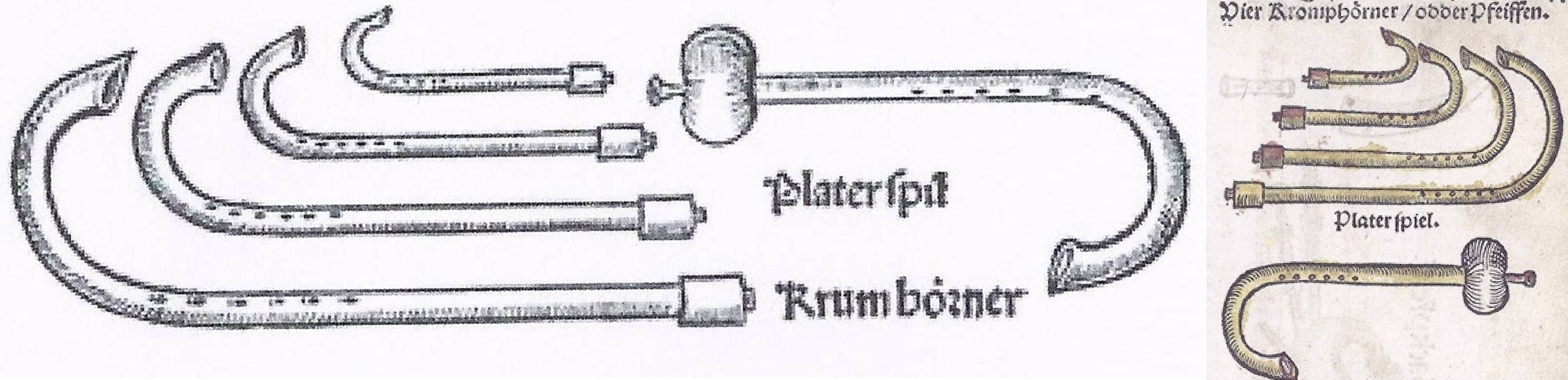 The crumhorn: a short history – Early Music Muse