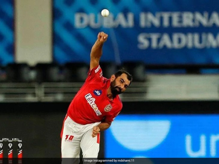 Australia vs India: IPL 2020 Performance Has Taken Pressure Off Australia Tour, Says Mohammed Shami