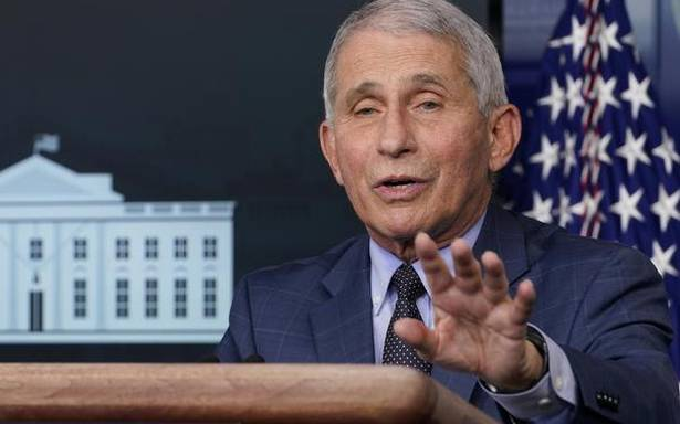 Coronavirus | Dr. Anthony Fauci says U.K. rushed approval of COVID-19 vaccine