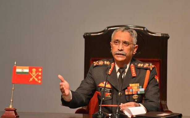 Army Chief Gen. Naravane leaves for Bangladesh on 5-day visit