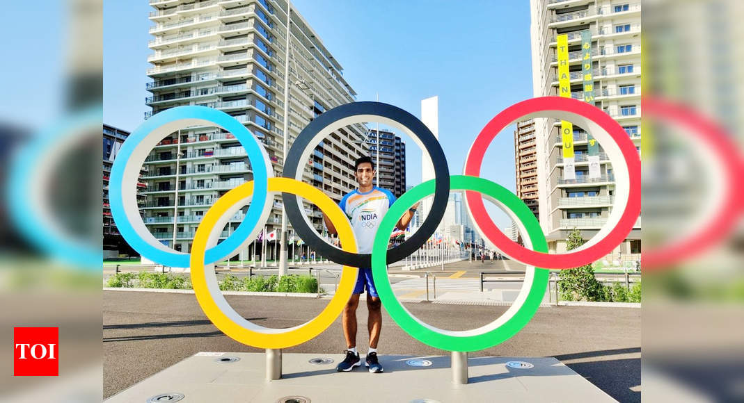 Tokyo Olympics: Never been better prepared for Olympics, says Sharath Kamal | Tokyo Olympics News